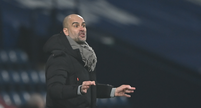 Change Of Tactics Propelled Man City To Top Of Premier League, Says Guardiola