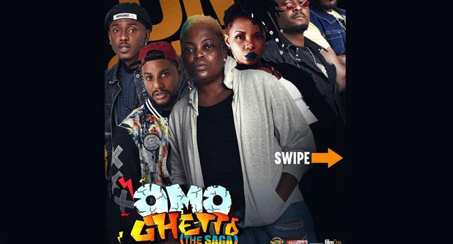 Omo Ghetto The Saga Becomes 2020's Highest Grossing Nollywood Film