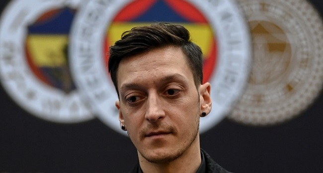 'Never Again': Ozil Rules Out Germany Comeback