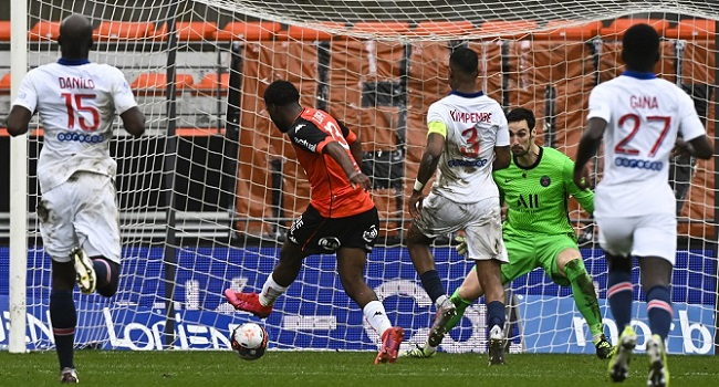 PSG Suffer First Defeat Under Pochettino After Lorient Comeback