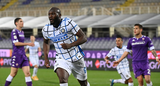 Italian Cup: Lukaku Books Inter Clash With AC Milan, Holders Napoli Advance