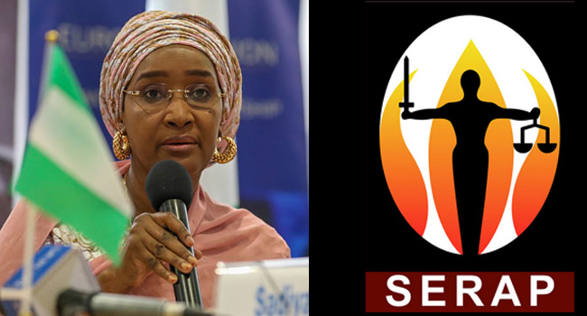 SERAP Asks FG To Disclose Details Of Planned N729bn Payments To 24.3 Million Nigerians