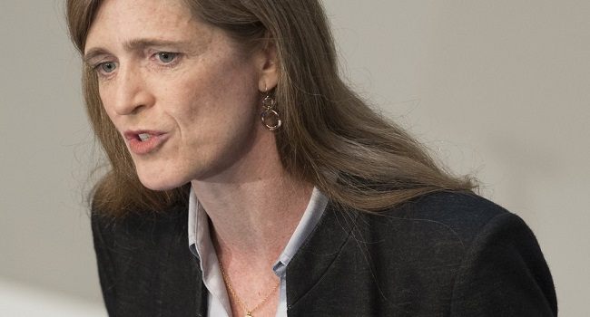 Biden Names Samantha Power As US Aid Chief, Boosts Role