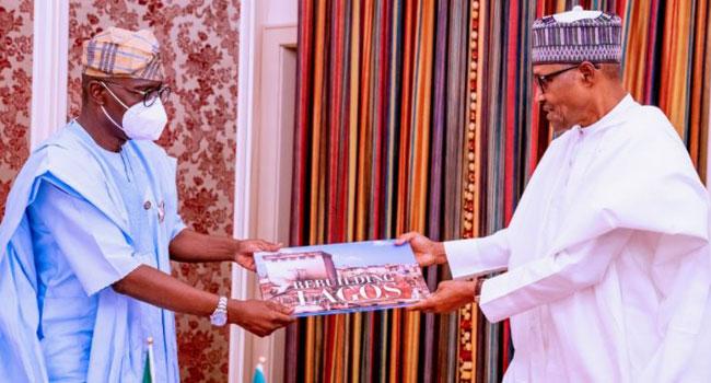 #EndSARS: Sanwo-Olu Seeks FG's Collaboration On Rebuilding Lagos