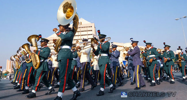 #ArmedForcesRemembranceDay: 'We Cannot Thank You Enough', Nigerians Pay Tribute To Fallen Heroes