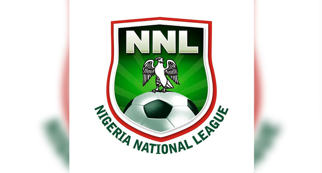 The Nigeria National League (formerly National Division 1) is the second tier of club football in Nigeria.