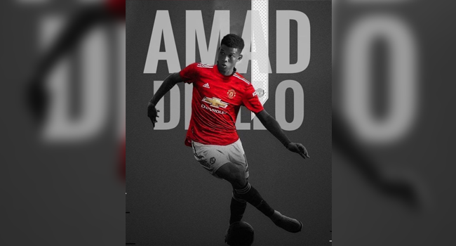 Manchester United Complete Signing Of Amad Diallo From Atalanta