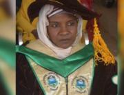 Professor Maimuna Waziri emerged as Vice Chancellor of Federal University Gashua in Yobe on January 16, 2021.