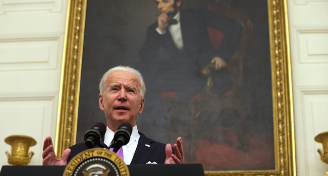 Biden Orders New US COVID-19 Measures As EU Discourages Travel