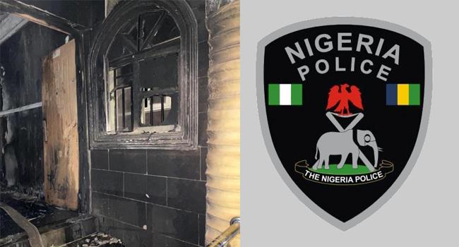 We Are On The Trail Of Hoodlums Who Set Igboho's House Ablaze  – Police