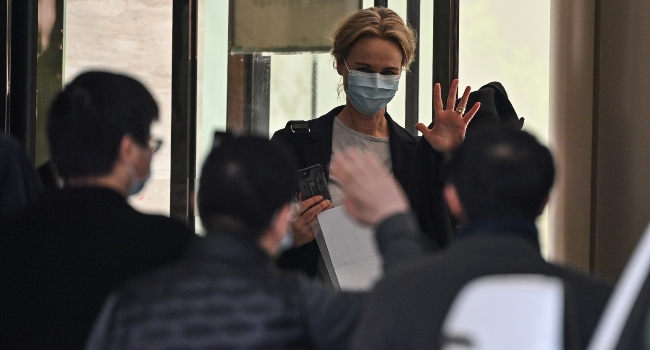 World Health Organization expert panel to end quarantine in Wuhan on Thursday
