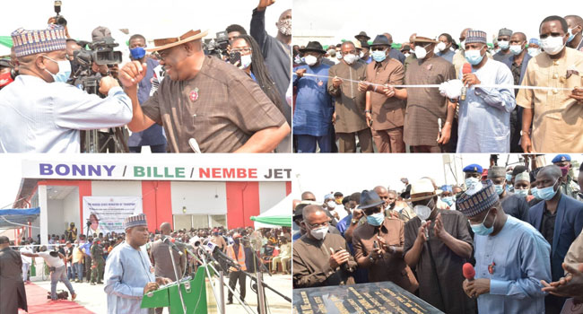Wike Warns Against Criminal Activities Around Bonny-Bille-Nembe Jetty