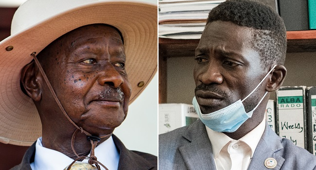 Uganda Decides: Museveni Closing In On Victory, Bobi Wine Alleges Fraud