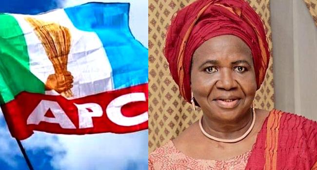 APC Suspends Ondo Governorship Aspirant Jumoke Anifowose