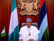 President Muhammadu Buhari delivered a New Year speech on January 1, 2021.