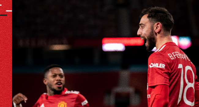 Bruno Fernandes' Winner Sends Liverpool Out Of FA Cup