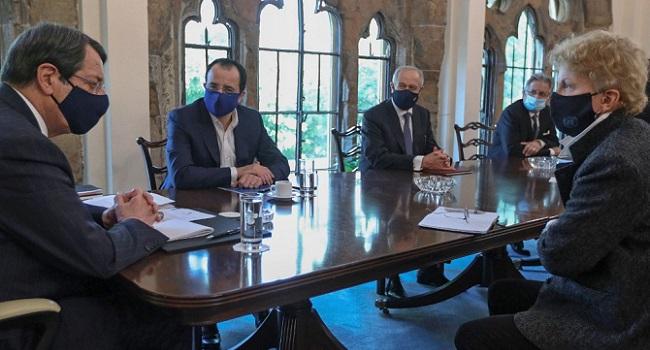 Cyprus Leader Ready To Attend UN Meet On Ending Deadlock