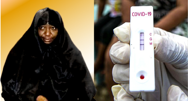 El-Zakzaky's Wife Tests Positive For COVID-19 In Prison, Says IMN