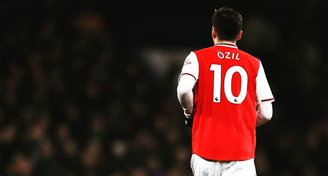 I've Never Regretted Joining Arsenal – Ozil