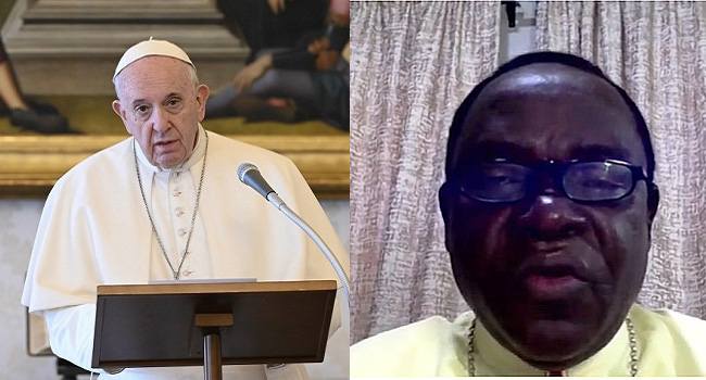 Pope Francis Appoints Bishop Kukah To Human Rights Council