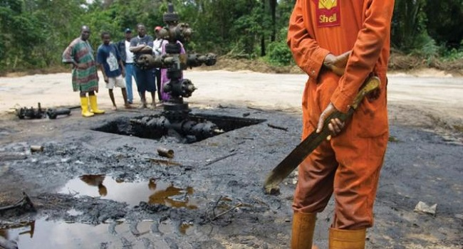 Dutch Court Orders Shell To Pay Nigerian Farmers Over Oil Spills