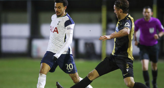FA Cup: Leeds Stunned By Crawley As Spurs, City, Chelsea Reach Next Round