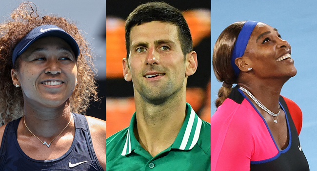 Djokovic, Williams, Osaka Star In Australian Open Semi-Finals thumbnail