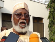 General Abdulsalami Abubakar, a former Head of State, is the Chairman of the National Peace Council.
