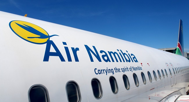 Cash-Strapped Air Namibia Ceases Flights
