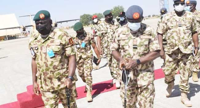 Chief Of Air Staff Asks Personnel To Intensify Operations In Insurgency War