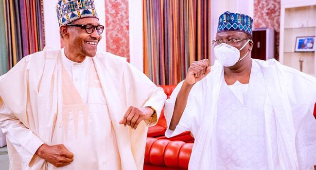 Lawan Meets Buhari Over Insecurity, Backs NDDC Forensic Audit