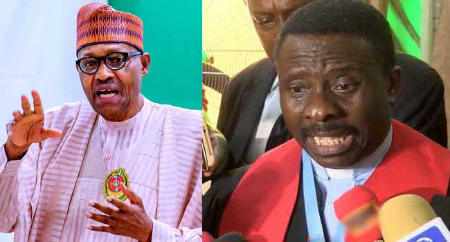 CAN To Buhari: Order Military To Rescue Pastor Abducted By Boko Haram