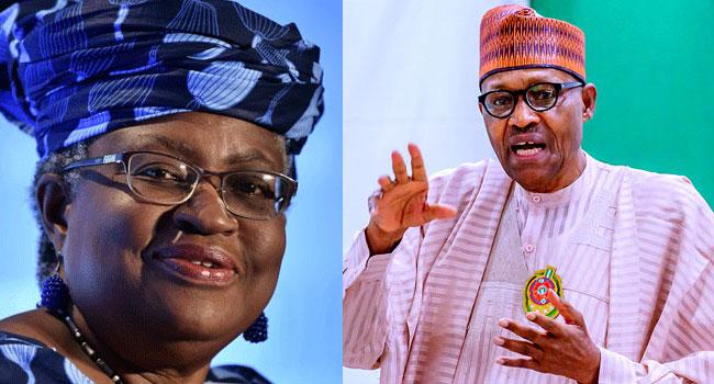 WTO: Nigeria, Africa Happy With US Endorsement Of Okonjo-Iweala – Buhari