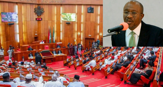 Cryptocurrency: Senate Invites CBN Governor, Godwin Emefiele