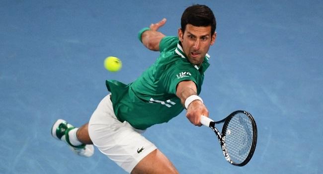 Djokovic Imperious As Covid-Delayed Australian Open Finally Underway