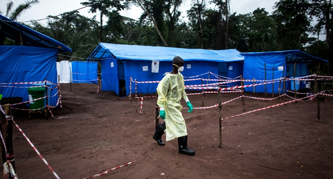 DR Congo Starts Ebola Vaccination After New Outbreak