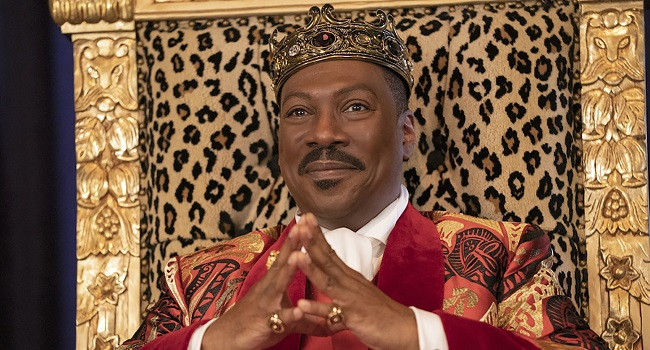 Prince Akeem Meets Son In 'Coming 2 America 2' Trailer