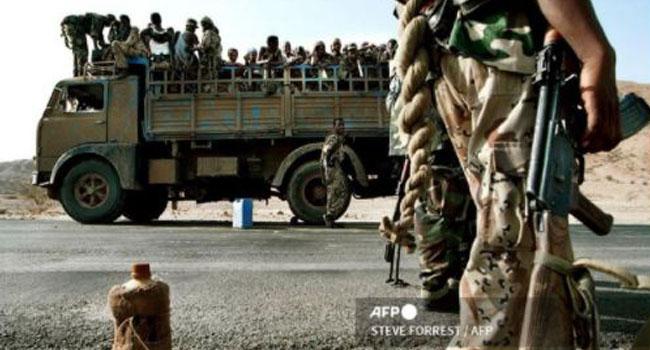 Eritrean Troops Killed 'Hundreds' In Ethiopia Massacre, Says Amnesty