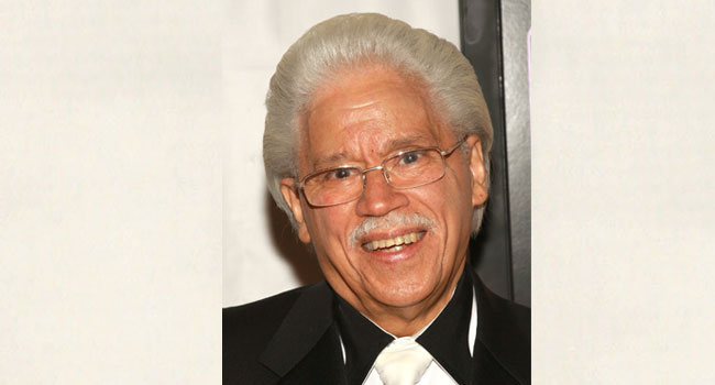 Father Of Salsa Music, Johnny Pacheco, Dies At 85