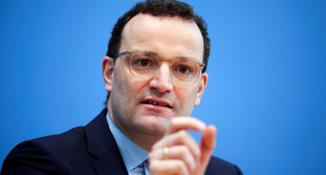 German Health Minister Hints At Easing Of COVID-19 Restrictions
