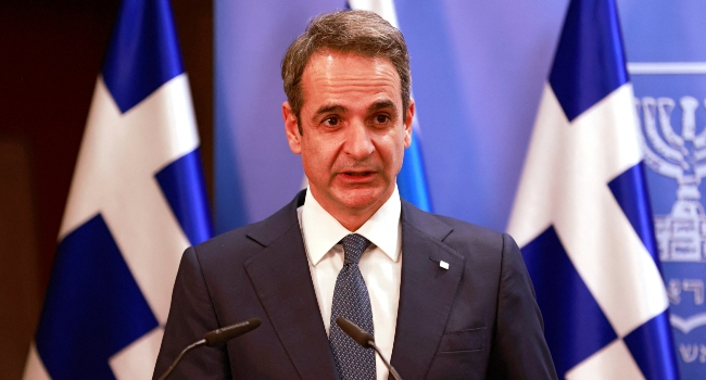 Greek PM Kyriakos Mitsotakis Dismisses Sex 'Scandal' Cover-Up Claims