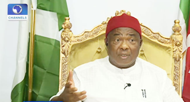 Imo Govt Defends Joint Military Operation In Orlu