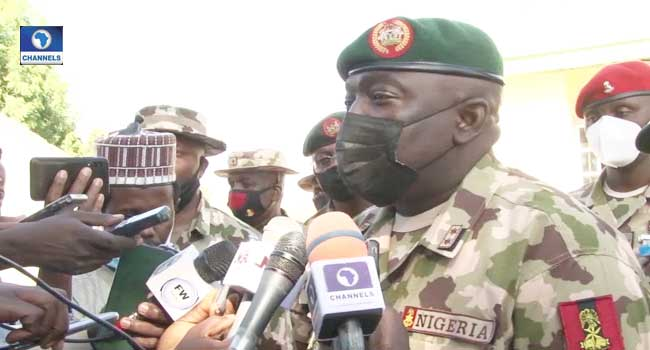 FG To Partner Cameroonian, Chadian Troops In Ending Insurgency, Says COAS