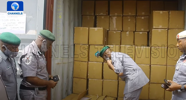 Customs Intercept Illegal Drugs Worth N819m In Imo