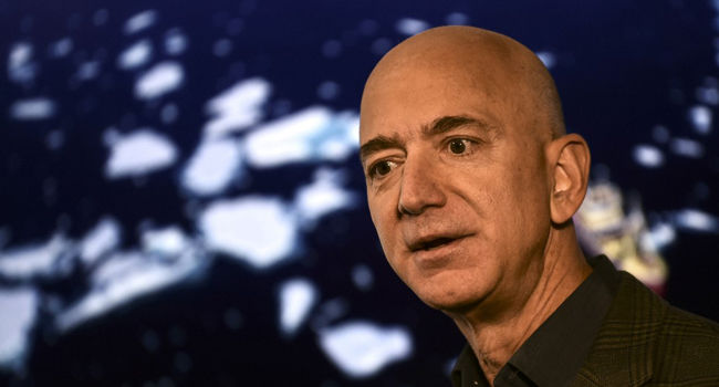 Bezos To Step Down As CEO Of Amazon This Year