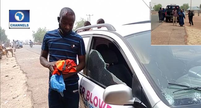 Zamfara School Abduction: Mob Attack Journalists