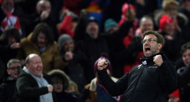 Klopp 'Full Of Energy' To Meet Challenge Of Liverpool Slump