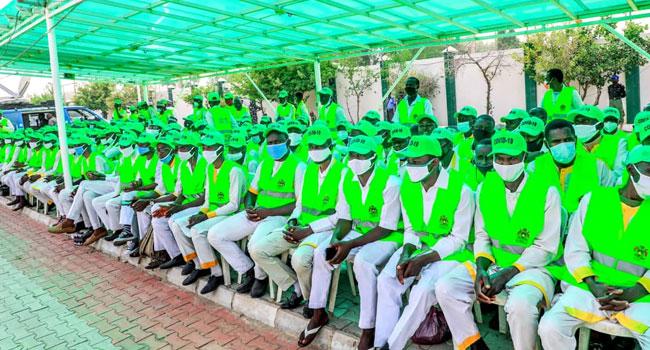 Kano Govt Inaugurates Over 1,000 COVID-19 Marshals