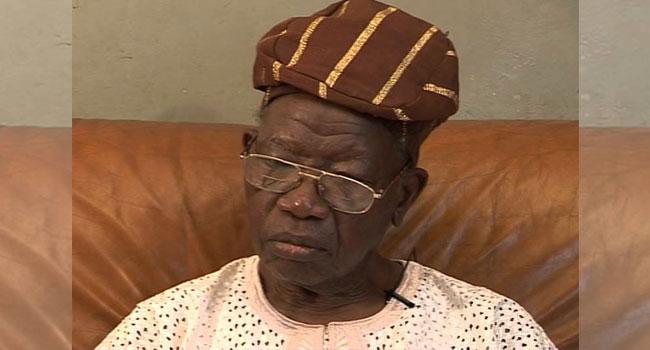 'The Last Of The Titans': Buhari, Tinubu Pay Tribute To Jakande