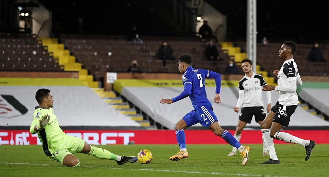 Away-Day Specialists Leicester See Off Struggling Fulham